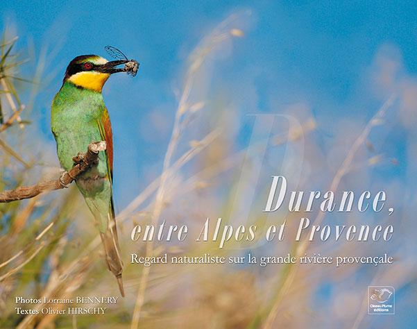 Livre Durance, entre Alpes et Provence