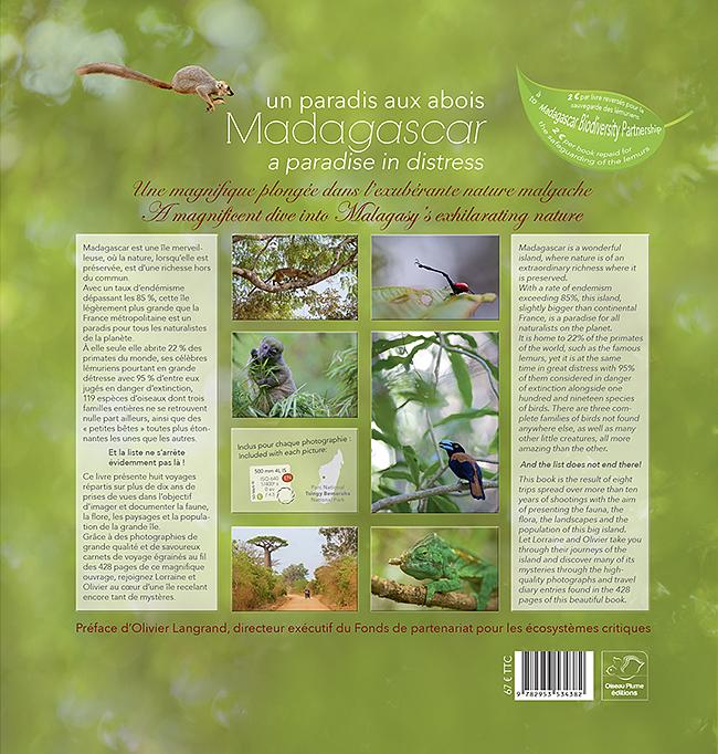Pages du livre Madagascar un paradis aux abois