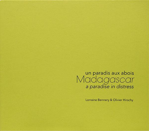 Coffret Madagascar, un paradis aux abois
