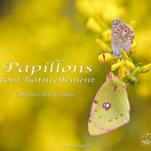 Livre Papillons tout naturellement